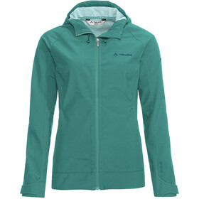 VAUDE Skomer S II Jacket Women nickel green